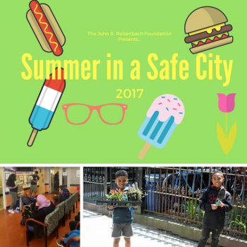 Summer in a Safe City 2017