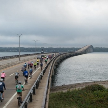 4 Bridges Ride to Benefit Save The Bay