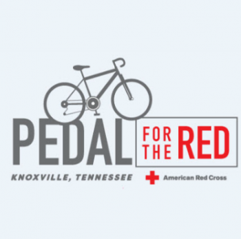 Pedal for the Red Benefiting Red Cross of East Tennessee Image