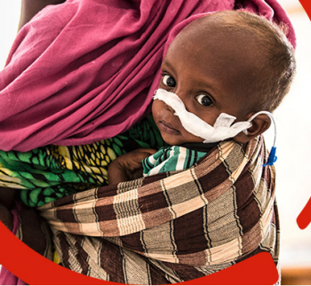 Child Hunger and Famine Relief Fund: Somalia, South Sudan, Ethiopia and Kenya Image