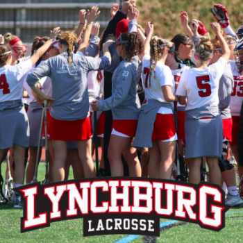Lynchburg College Women's Lacrosse Play4TheCure Image