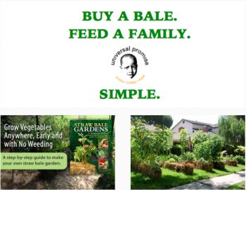 Buy a Bale. Feed a Family