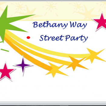 Bethany Way Potluck Party
