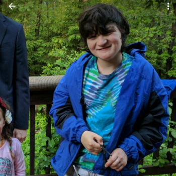 Help a special needs child