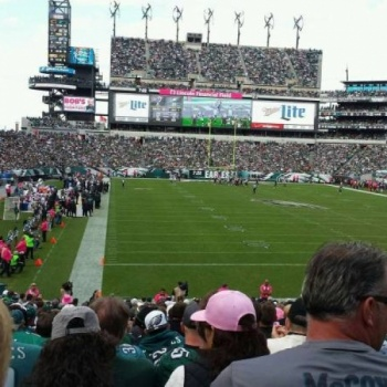 YPACS Eagles Tickets Giveaway
