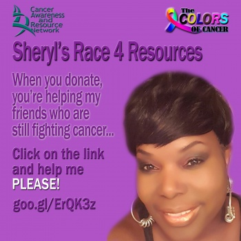Sheryl's Race 4 Resources