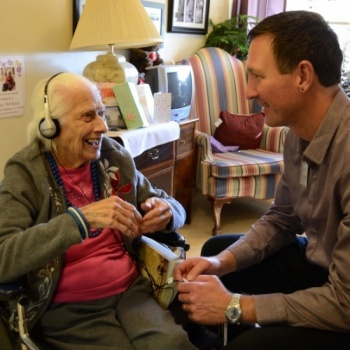 A.G. Rhodes Songs for Seniors: Help Bring Music to Nursing Home Residents