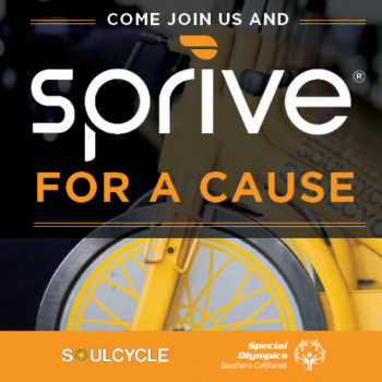 Sprive for a Cause