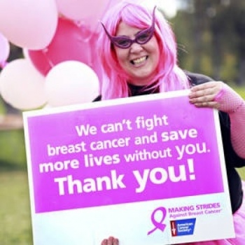 Making Strides Against Breast Cancer - Fox Valley
