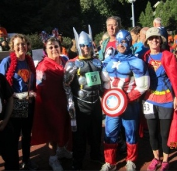 CASA SuperHero Run 2017