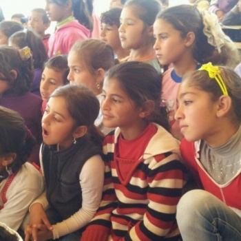 Syria Refugee Childen Education Support