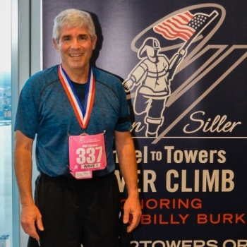Derek Cohn - Tunnel to Towers Tower Climb NYC