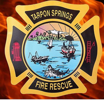 City of Tarpon Springs Fire Rescue Image