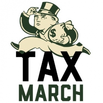 Support the Tax Fight Image