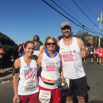 Falmouth Road Race 2017- Team Red Cross