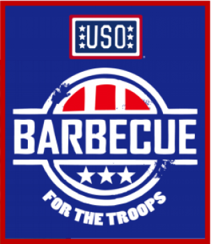 USO BARBECUE FOR THE TROOPS JULY 2017