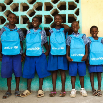 Brighter Futures a commitment to Unicef