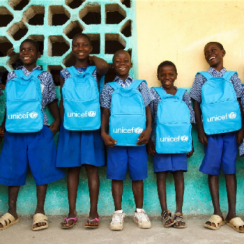 BAK's Babes- Brighter Futures a commitment to Unicef