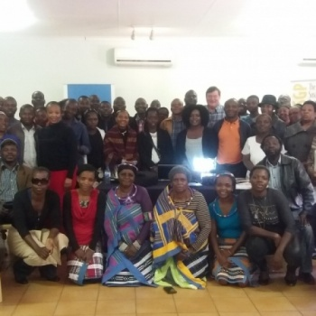 Vhembe Grant Writing Workshop Image
