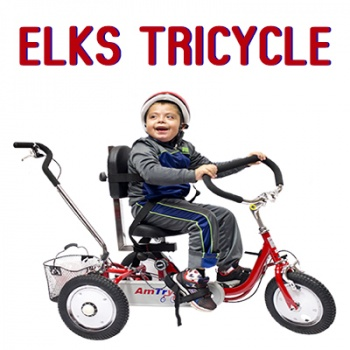 Providing a Special Tricycle to a Deserving Child