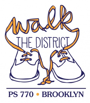 P.S. 770's Walk The District 2017