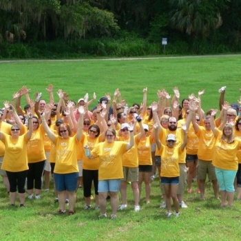 Sarasota walks the world for Education Foundation