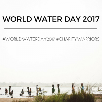 Charity Warriors Challenge - World Water Day Image