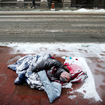 The Winter Walk (Ending Boston Homelessness) Image