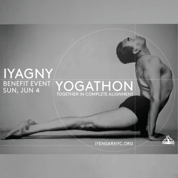 IYAGNY Yogathon: Together In Complete Alignment