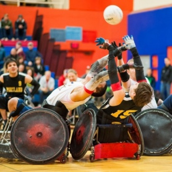 Portland Pounders Wheelchair Rugby