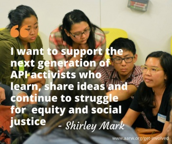 Support Asian American Organizers and Activists in Boston!