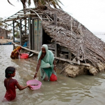 Donation for the flood affected in Bangladesh