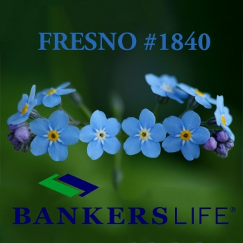 Bankers Life Forget Me Not Days BSO#1840