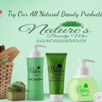 Support Natural Beauty Products