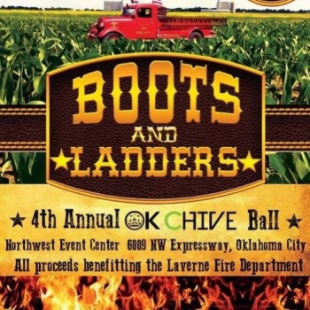 OK Chive's 4th Annual Ball - Boots & Ladders Image