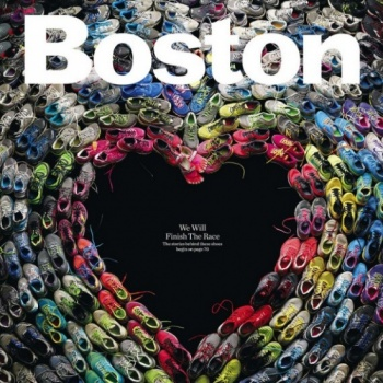 Dawn's Boston Marathon jaunt for Autism
