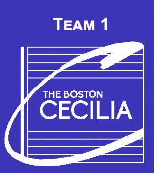 Stepping Out for Cecilia - Team 1