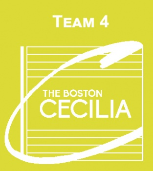 Stepping Out for Cecilia - Team 4