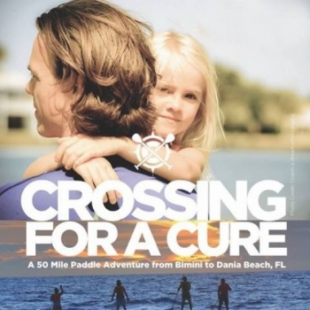 PAGE SANDERS - CROSSING FOR A CURE