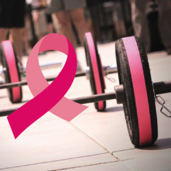 Team Strong as a Mother! We're raising money for breast cancer while kicking some crossfit butt