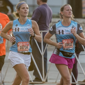 Detroit Marathon 2017 - Hope Water Project