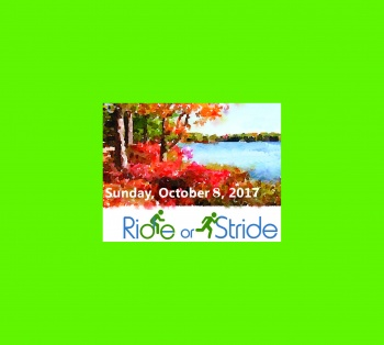 Ride or Stride 2017