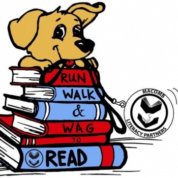Macomb Literacy Partners Run Walk and Wag 2 Read Fundraiser
