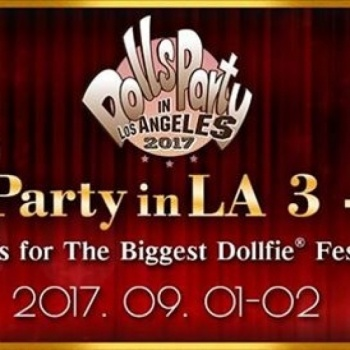 Dolls Party in Los Angeles 2017