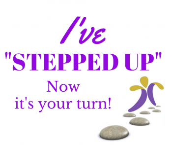 Step Up for Stepping Stones Challenge