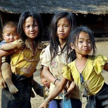 We care for Lao children