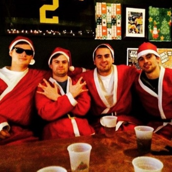 West Side Santa Clauses