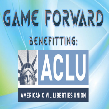 Game Forward: Game for ACLU Image