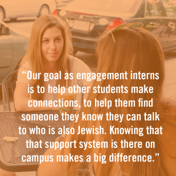 Help Build the Jewish Future, One Conversation at a Time Image