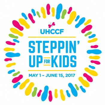 Steppin Up For Kids